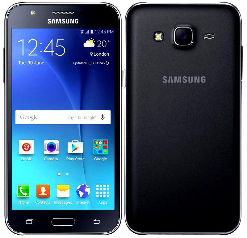 Смартфон Samsung Galaxy J7 1.5/16Gb Black Оригинал