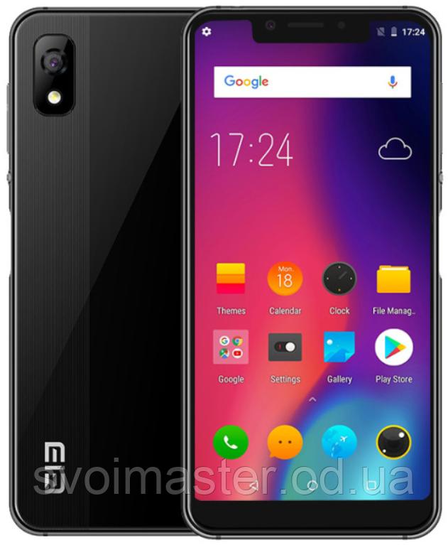 "Elephone A4 black 3/16 Gb, 5.85"", MT6739, 3G, 4G, фото 1"