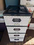 Комод пластиковый keep safe элиф , фото 2