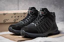 Зимние ботинки на меху Northland Waterproof, черные (30811),  [  43 (последняя пара)  ]