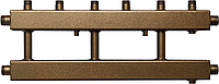 Распределительный коллектор для систем отопления СК 312.125 на 3 контура