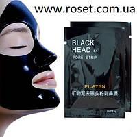 Маска - пленка от угрей, прыщей и черных точек Black Mask, фото 1