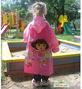 Детский дождевик для девочек и мальчиков