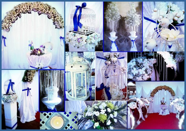 Свадебный декоратор-флорист