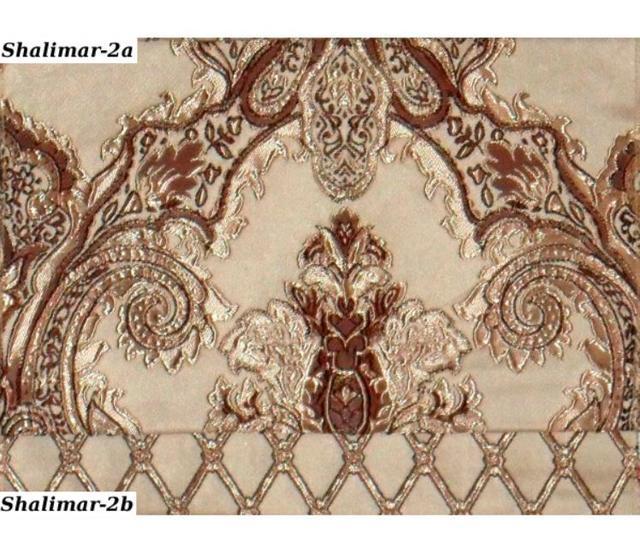 Ткань Shalimar-2a комбинация с Ткань Shalimar-2b