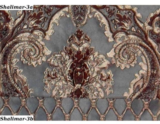Ткань Shalimar-3a комбинация с Ткань Shalimar-3b