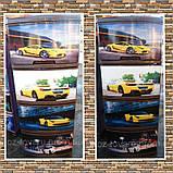 """Комод на 4 ящика с декором """"авто 2""""  Алеана, фото 2"""