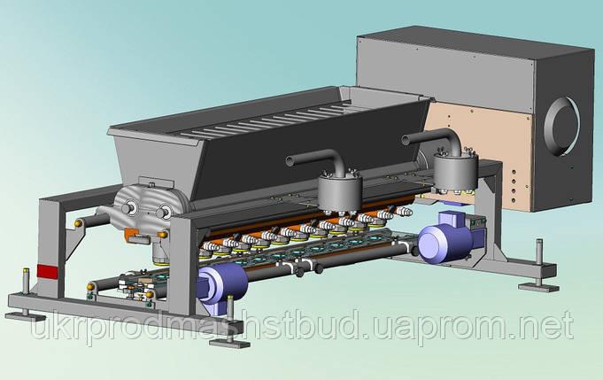 И8-МПК/1200 Машина для формования пряников УНИВЕРСАЛЬНАЯ, фото 2
