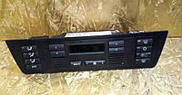 Блок кнопок панель климат контроляБМВ Е53 Х5 BMW X5