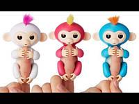 Интерактивная игрушка обезьяна Fingerlings Monkey