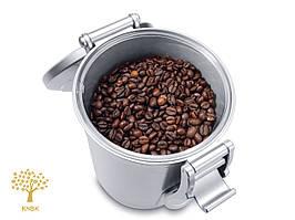 Банка для кофе (Вакуумный контейнер). Delonghi 500 GR DL (5513290061).