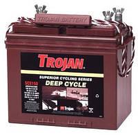 Тяговые кислотные аккумуляторные батареи  TROJAN SCS150 100 Ah 12В