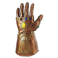 Дитяча іграшка SUNROZ рука Таноса Золотистий (SUN3278)