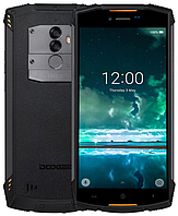 "Doogee S55 orange IP68 4/64 Gb, 5.5"", MT6750T, 3G, 4G, фото 1"