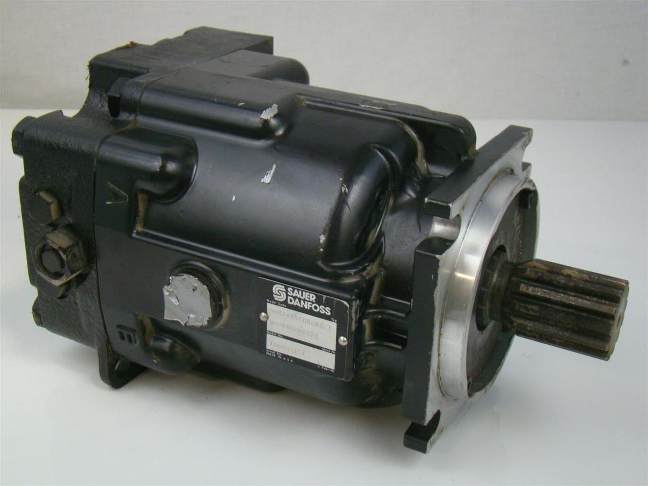 Ремонт Sauer Danfoss H1B080