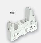 Промежуточное реле миниатюрное MER2-024 АC 2p, фото 3