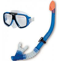 """Набор для плавания """"Рифовый пловец"""" Intex 55948 от 10 лет  IKD"""