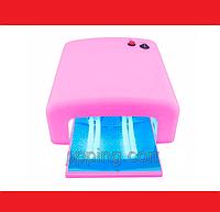 Ультрафиолетовая гель-лампа W-818, лампа для сушки гель-лака на 12\24\36 Вт