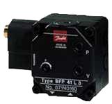 Топливный насос BFP 41 (Компактный насос в стандартном корпусе с NC(нормально закрытым) соленоидным клапаном)