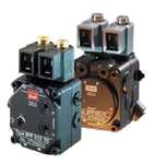 Топливный насос BFP 52 (Компактный насос с 2 диапазонами давления. 2 регулятора, фильтр и отсечной клапан)