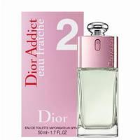 Женская туалетная вода Christian Dior Addict 2 EDT 100ml