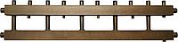 Распределительный коллектор для систем отопления СК 512.125 на 5 контуров