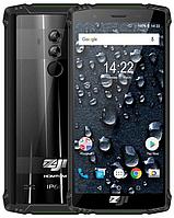 """Homtom ZOJI Z9 green IP68, 6/64 Gb, 5.7"""" Helio P23, 3G, 4G, фото 1"""