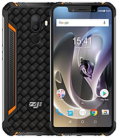 "Homtom ZOJI Z33 orange IP68, 3/32 Gb, 5.85"", MT6739, 3G, 4G, фото 1"