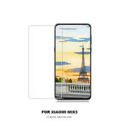 Защитное стекло Glass для Xiaomi Mi Mix 3