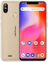 "UleFone S10 Pro gold 2/16 Gb, 5.7"", MT6739, 3G, 4G, фото 1"