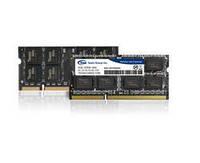Память SO-DIMM 2Gb, DDR3, 1600 MHz (PC3-12800), Team Elite