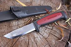 Туристический нож MoraKniv Pro C Series Knife 12243 Carbon, фото 3
