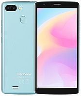 "Blackview A20 Pro blue 2/16 Gb, 5.5"", MT6739, 3G, 4G, фото 1"