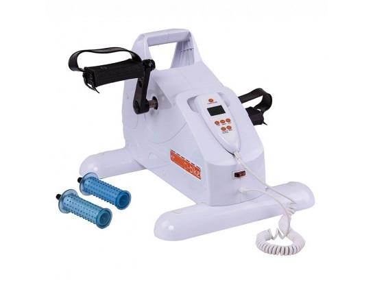 Тренажер педальный с электромотором для ног и рук (реабилитационный), высокотехнологический с системой