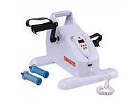 """Тренажер педальный с электромотором для ног и рук (реабилитационный), высокотехнологический с системой """"антиспазм"""""""