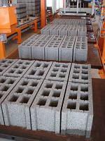 Стационарный завод по производству блоков UNIVERSAL 1000 LA