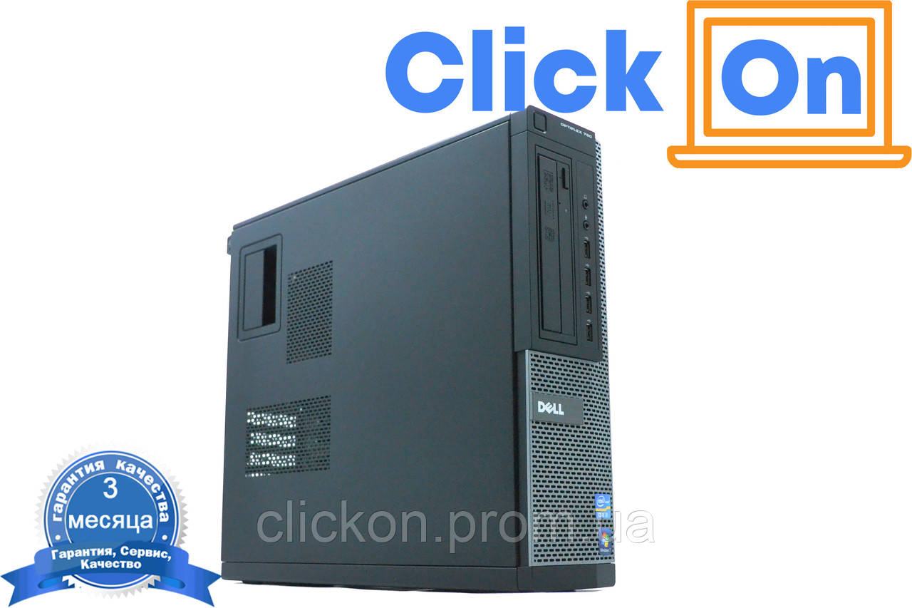 Компьютер Dell Optiplex 790 Core i3-2100/4gb DDR3 /250Gb Б.У