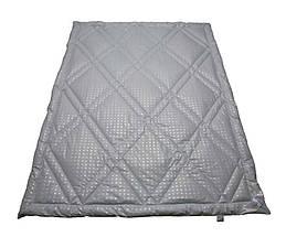 Одеяло пуховое 220х240 70% пуха стеганое IGLEN, фото 2