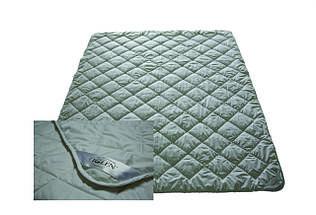 Одеяло зимнее IGLEN 172х205 с наполнителем 100% шерсть в тике, фото 2