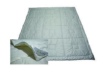 Одеяло зимнее IGLEN 140х205 с наполнителем 100% шерсть в тике, фото 3
