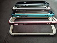 Чехол бампер (рамка) для телефона Iphone 6/6S (4,7 дюйма) силиконовый