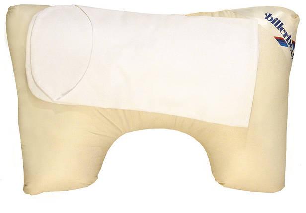 Подушка Лана+наволочка, ортопедическая, Billerbeck 40х60, фото 2