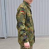 Тактична форма НАТО BUNDESWEHR флектарн б/у, фото 3