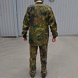 Тактична форма НАТО BUNDESWEHR флектарн б/у, фото 4