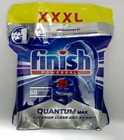 Таблетки для посудомоечной машины Finish Quantum MAX 60 шт.