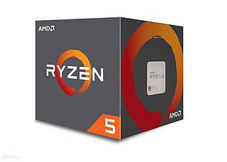 Процессор AMD Ryzen 5 2600 3,9 ГГц AM4 (YD2600BBAFBOX)