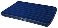 Полуторный надувной матрас 137 х 191 х 22 см, INTEX 68758, фото 1