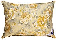 Подушка Венеция, цветная, 90% пуха, Billerbeck 50х70