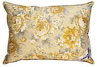 Подушка Венеция, цветная, 90% пуха, Billerbeck 60х60