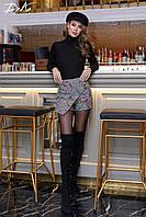 Женские стильные шорты  ДГс509 (норма), фото 1